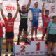 """Realizan competencia de ciclismo en """"Fiestas de Noviembre"""" en Puerto Escondido"""