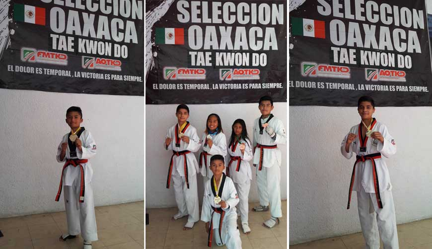 Oaxaca brilló en Acapulco