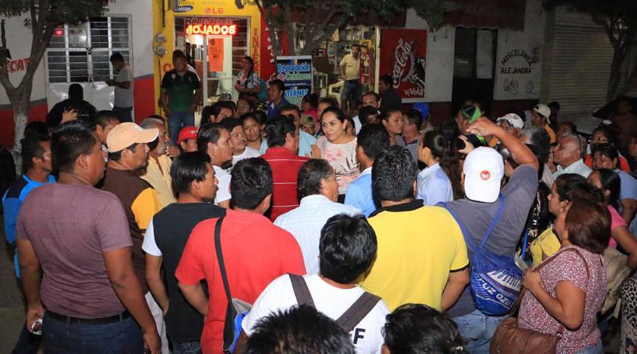 Doblegan trabajadores de Tehuantepec a jueza | El Imparcial de Oaxaca