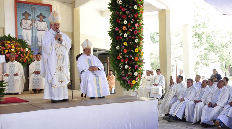 Se despide obispo auxiliar de Oaxaca | El Imparcial de Oaxaca