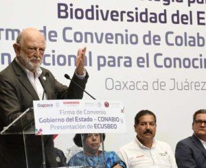 Oaxaca puede ser ejemplo de sustentabilidad: Conabio