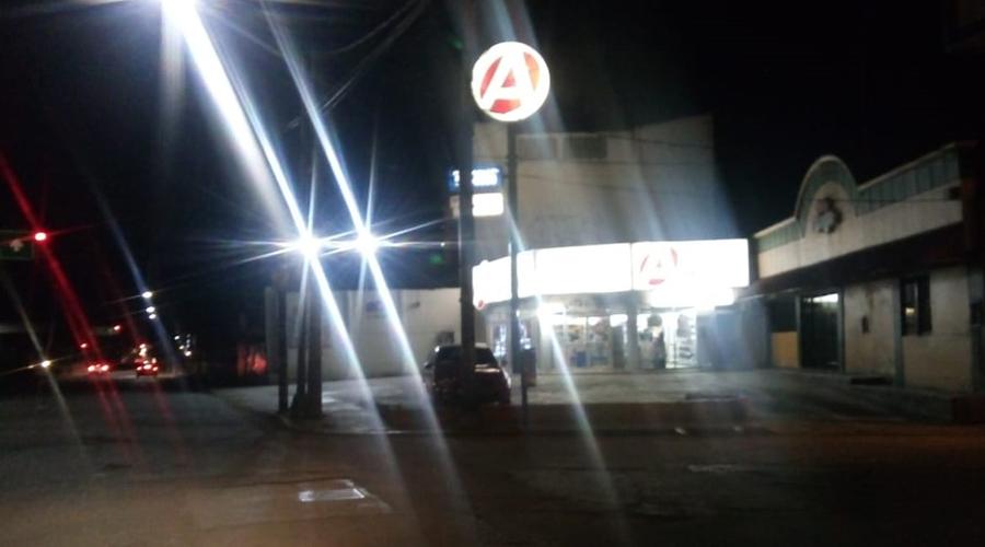 Se registra robo a farmacia en la ciudad de Oaxaca. Noticias en tiempo real