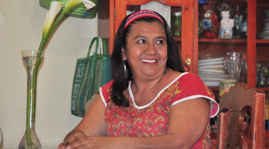 Conoce la historia de Maribel Bautista y cómo venció al cáncer | El Imparcial de Oaxaca