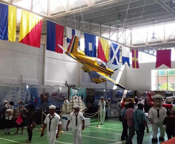 Inauguran en Salina Cruz la Expo Mar