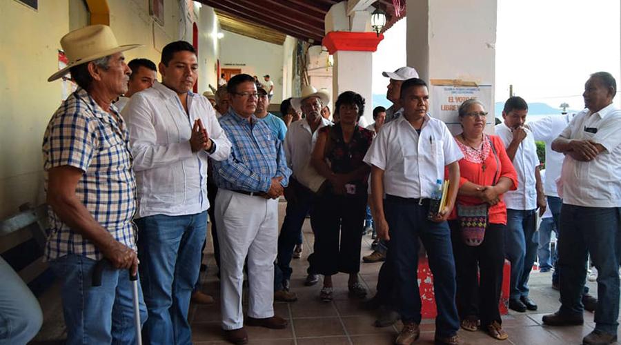 Inicia proceso de entrega recepción en Tapanatepec | El Imparcial de Oaxaca