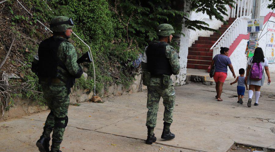 Guardia Nacional no militariza, pone fin a la guerra e inicia la paz, defiende Morena | El Imparcial de Oaxaca