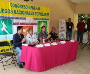 Oaxaca presente en Congreso Nacional de Jueces en Acapulco