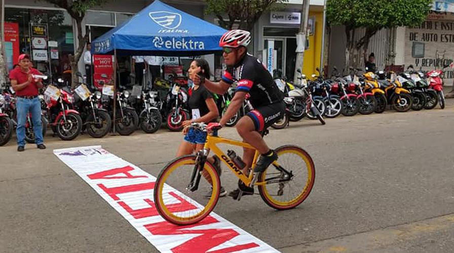 Celebran segunda edición del Triatlón de Relevo Mixto 2018 en Loma Bonita | El Imparcial de Oaxaca