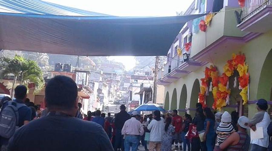Balean a directora  de Protección Civil en Putla, Oaxaca | El Imparcial de Oaxaca