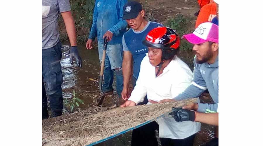 Muere funcionaria que fue baleada en Putla, Oaxaca | El Imparcial de Oaxaca