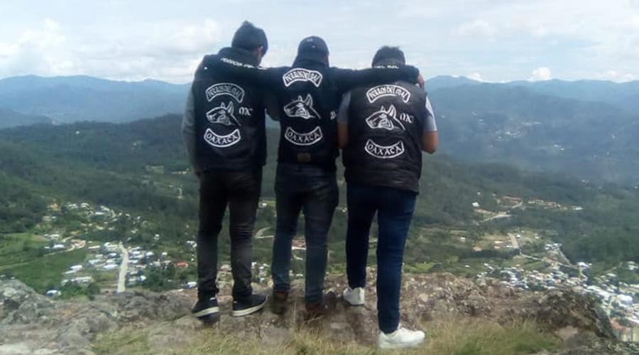 Muere mujer biker en carretera a Ixtlán | El Imparcial de Oaxaca