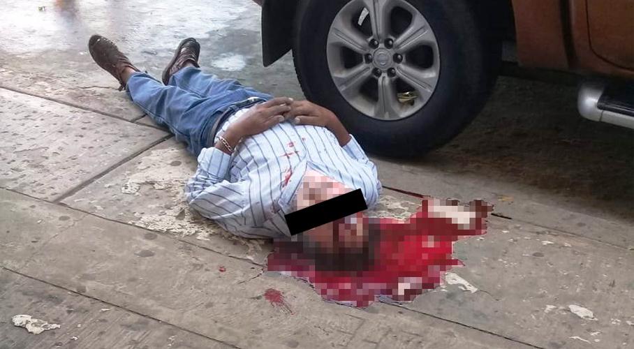 Asesinan a balazos a empresario transportista en Tuxtepec, Oaxaca | El Imparcial de Oaxaca
