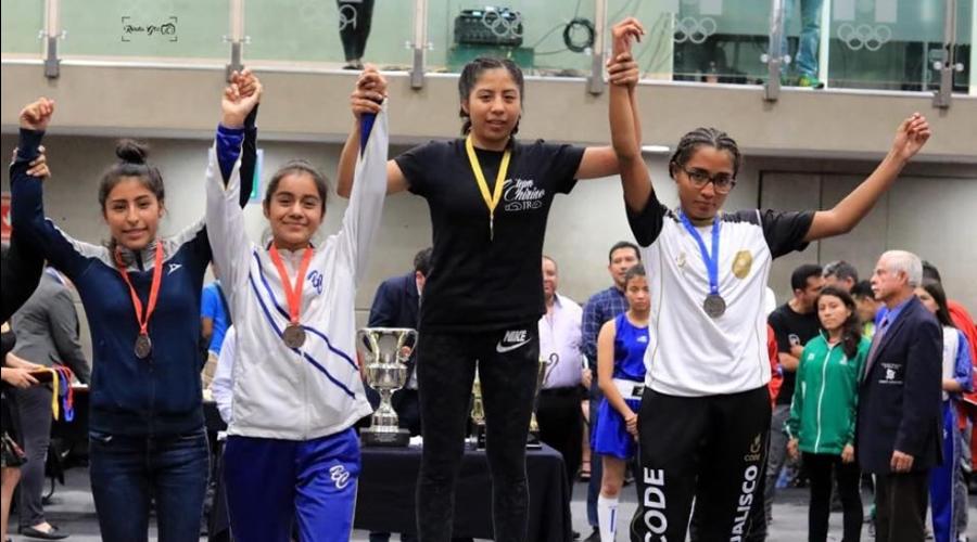 Oaxaqueña compite por el oro en Campeonato Nacional de Boxeo | El Imparcial de Oaxaca