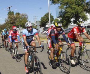 Realizan con éxito la prueba de ciclismo Critérium en Oaxaca