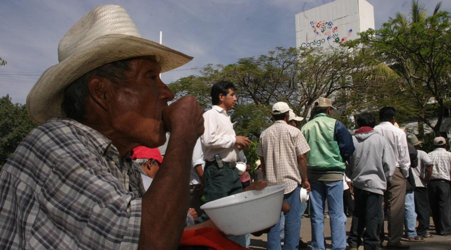Sin sistema de riego, 94 % de las tierras de cultivo en Oaxaca | El Imparcial de Oaxaca