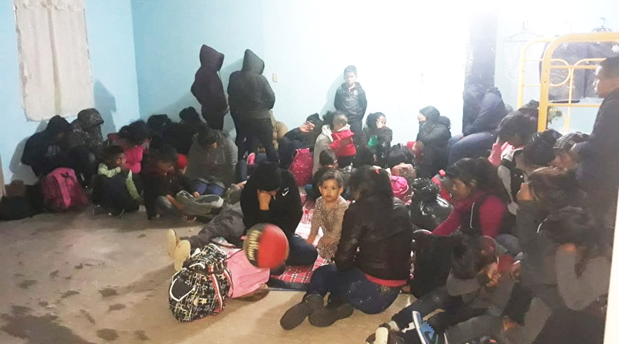 Migrantes cambian  rutas, aseguran a  132 en la Mixteca de Oaxaca   El Imparcial de Oaxaca