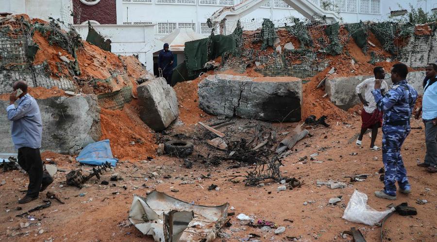 Somalia: 17 muertos en un atentado