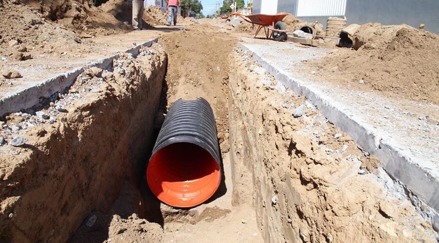 Rehabilitan en Salina Cruz red drenaje. Noticias en tiempo real