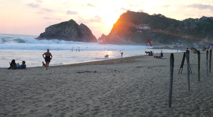 Saldo blanco en destinos de playas de Oaxaca   El Imparcial de Oaxaca