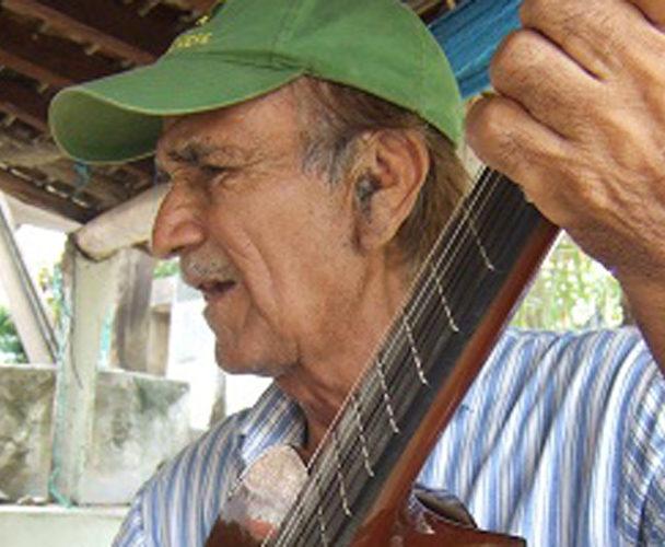 Sepultan al trovador Santiago Vielma Clavel