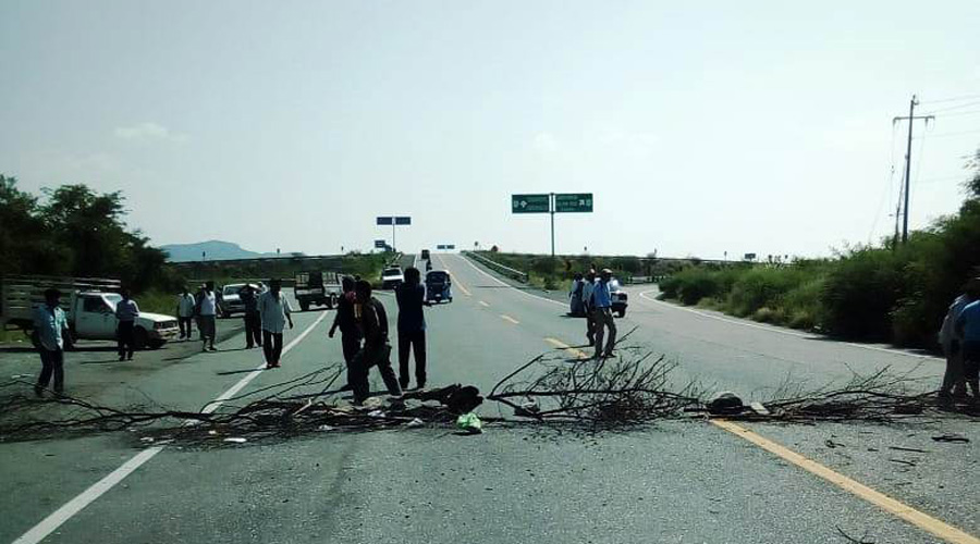 Sorgueros exigen pago de siniestro | El Imparcial de Oaxaca
