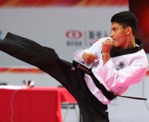 Oaxaqueño gana medalla de bronce en campeonato mundial de Poomsae