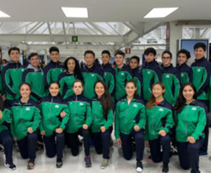 Participaran oaxaqueños en mundial de taekwondo en China