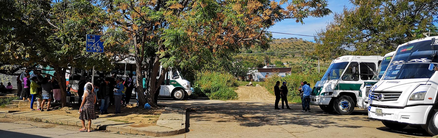 Siguen irregularidades en el transporte urbano de Oaxaca | El Imparcial de Oaxaca