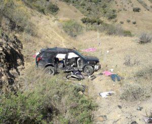 Trágico accidente en la súpercarretera Oaxaca – Cuacnopalan