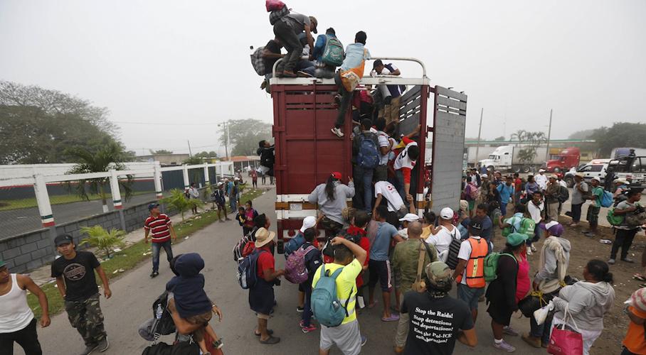 La CNDH levanta más de 10 quejas por violación a derechos de migrantes | El Imparcial de Oaxaca