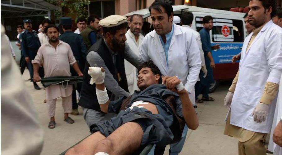Dejan 56 muertos y 379 heridos elecciones en Afganistán   El Imparcial de Oaxaca