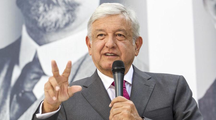 Alista López Obrador presentación del plan de pacificación | El Imparcial de Oaxaca