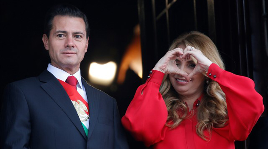 Angélica Rivera volverá a la televisión una vez que Peña Nieto deje la Presidencia. Noticias en tiempo real