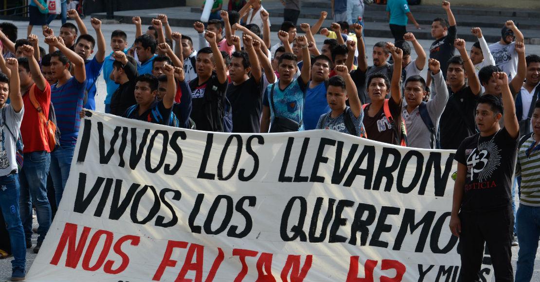 Pide INAI a Semar informe sobre su participación en búsqueda de los 43 | El Imparcial de Oaxaca