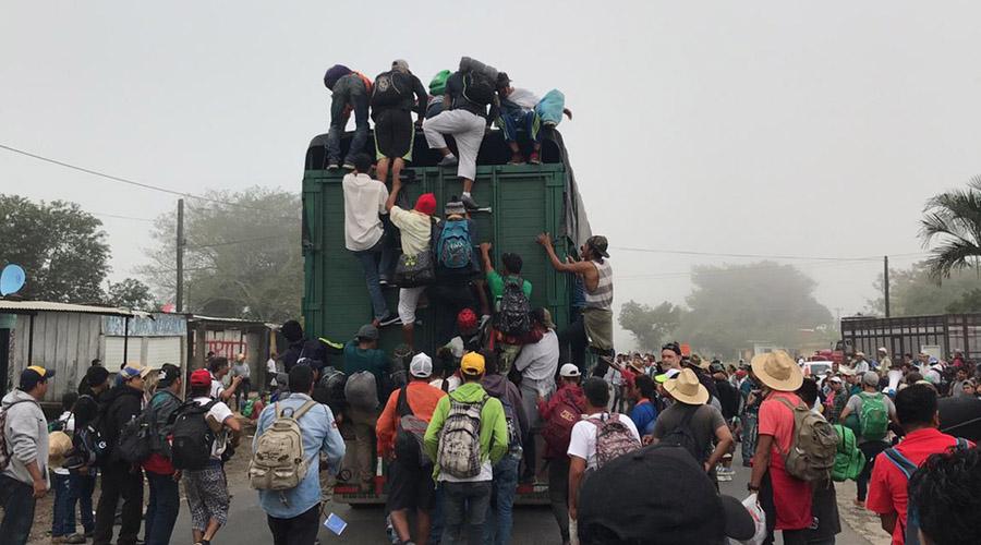 Migrantes desperdiciaron garantías brindadas por el Estado: Segob | El Imparcial de Oaxaca