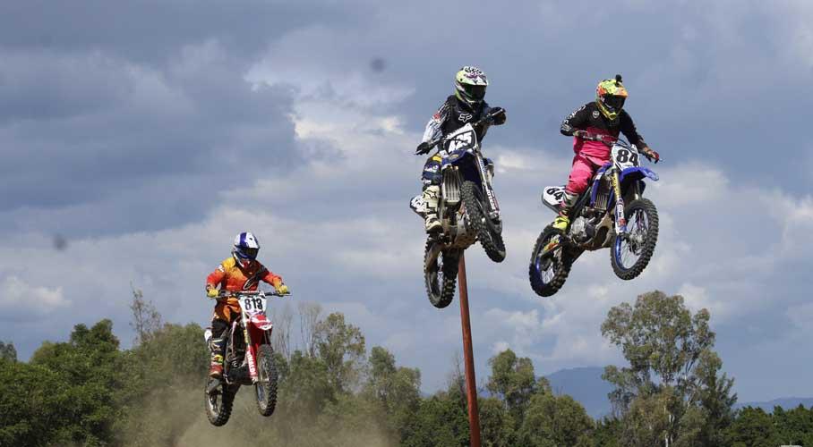 Realizan Campeonato Estatal de Motocross en el Bosque El Tequio, Oaxaca | El Imparcial de Oaxaca