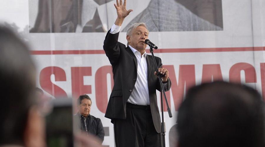 AMLO convoca a mexicanos a participar en Segunda Consulta | El Imparcial de Oaxaca