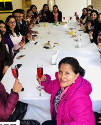 Reunión de  fin de año de Colegio Mundo Edukrte