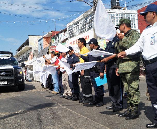Arranca Operativo Guadalupe Reyes en la Cuenca