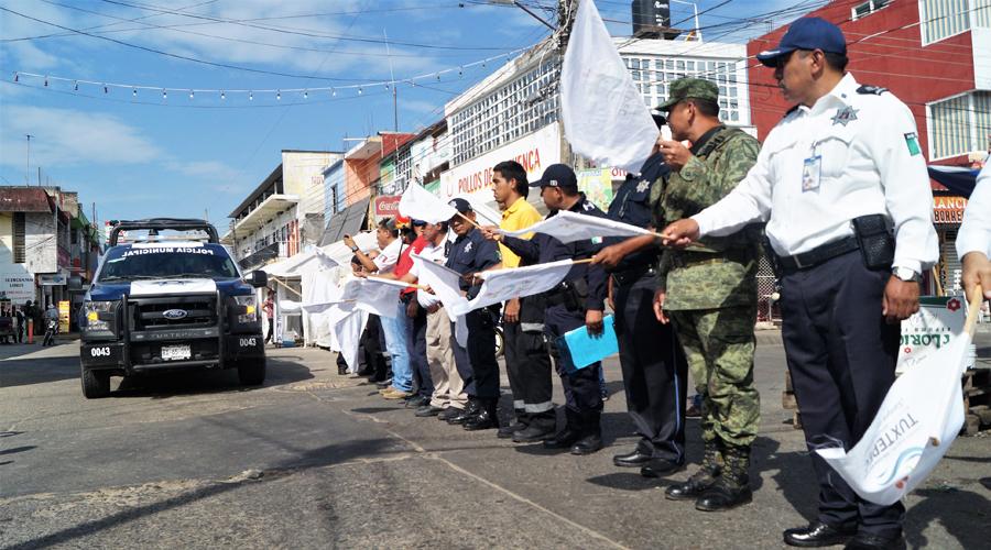 Arranca Operativo Guadalupe Reyes en la Cuenca | El Imparcial de Oaxaca