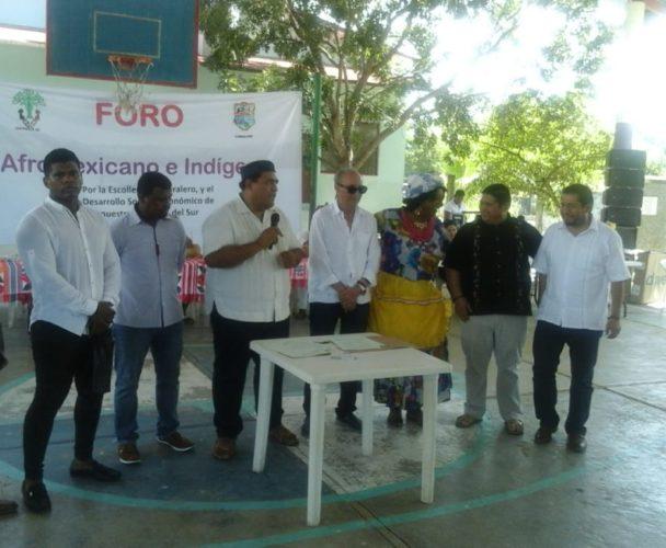 Logran acuerdos en ForoAfromexicano e indígena