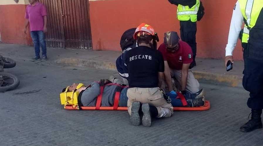 Taxista huye tras atropellar a hombre en Zaachila | El Imparcial de Oaxaca