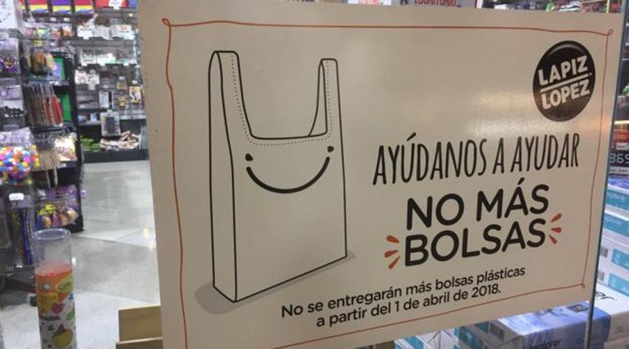 Perú aprobó ley que prohíbe plástico de un solo uso