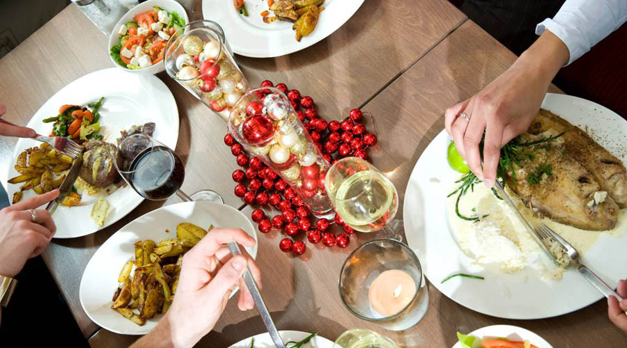 Claves para evitar las comidas copiosas en fiestas | El Imparcial de Oaxaca