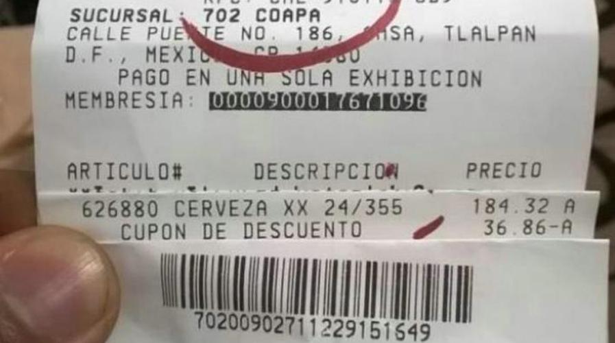 ¿Por qué revisan tu ticket al salir del Sam's?   El Imparcial de Oaxaca