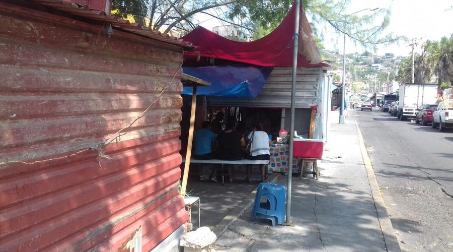 Comerciantes de Juchitán se rehúsan a regresar al mercado | El Imparcial de Oaxaca