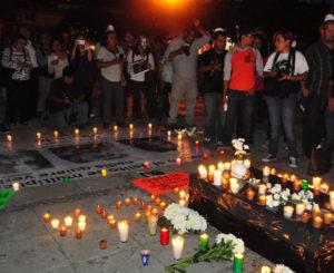 Exigen detener crímenes contra hijos de periodistas