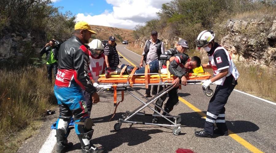 Indagan muerte de motociclista que derrapó en la Mixteca | El Imparcial de Oaxaca