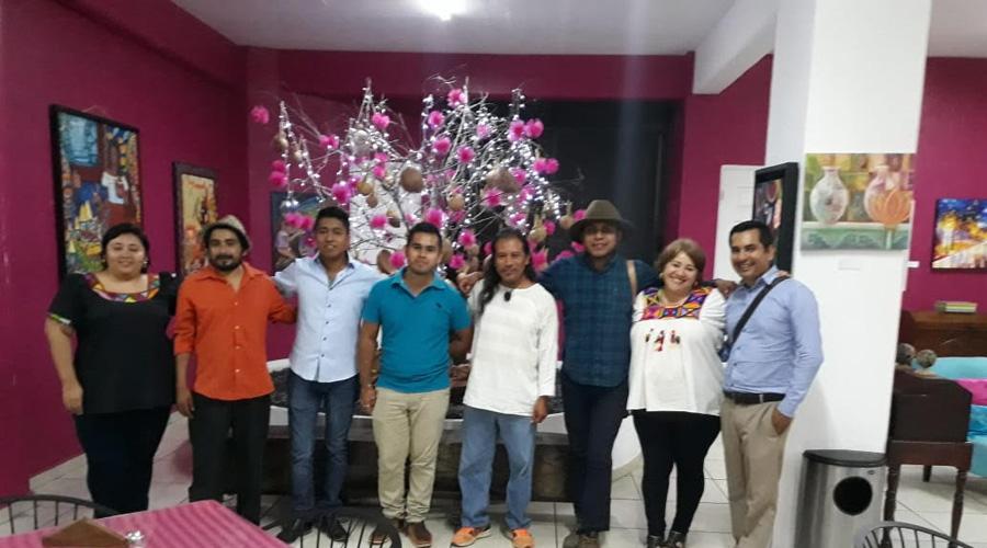 Preparan encuentro de artistas plásticos en la Costa de Oaxaca | El Imparcial de Oaxaca