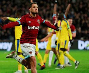 """Vive racha goleadora """"El Chicharito"""" en el West Ham"""